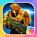 Neon Shadow: Cyberpunk 3D First Person Shooter icon