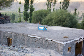 View of a home in Golaghmuli, Ghizer