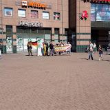 Nk, Stummplatz, Demo gegen NPD-Mahnwache