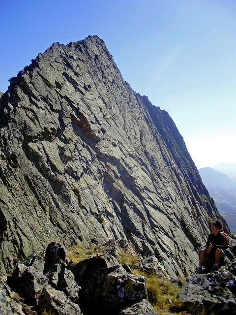 Pico Torres por el Puerto los Fueyos