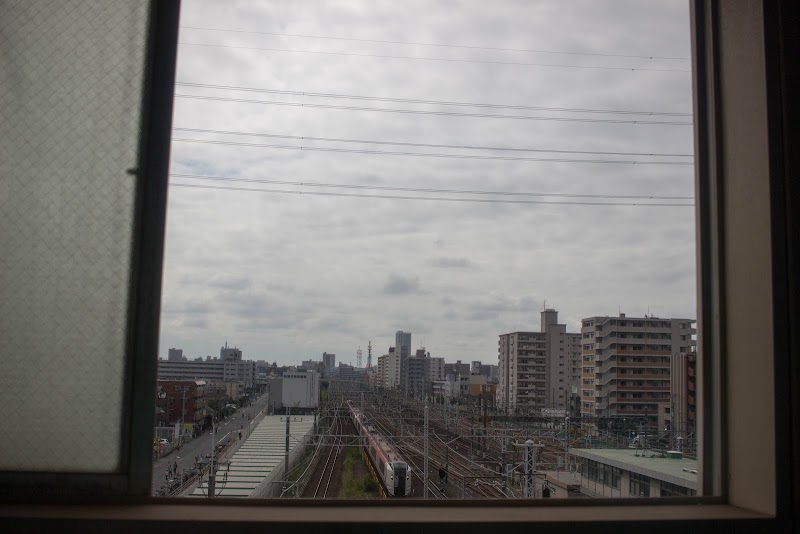 08:40 西船橋駅