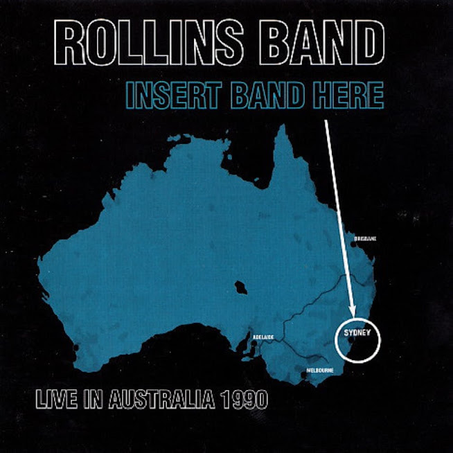 Rollins band come in and burn rar