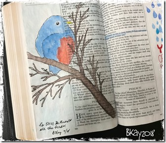 Bible Art Ps 50-11