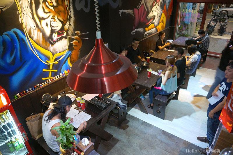中美街餐廳,高功手做麵食-6