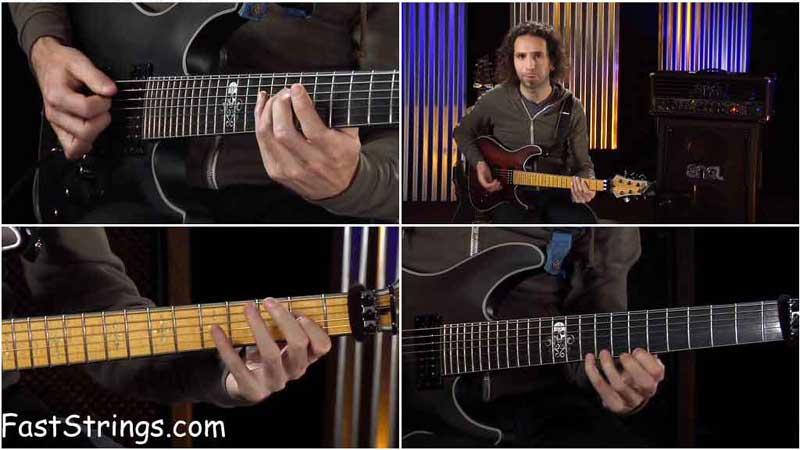 German Schauss - The Total Shred Guitarist
