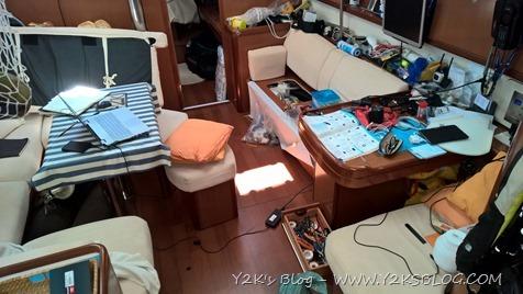 L'immagine del delirio - Y2K in secca a Curacao