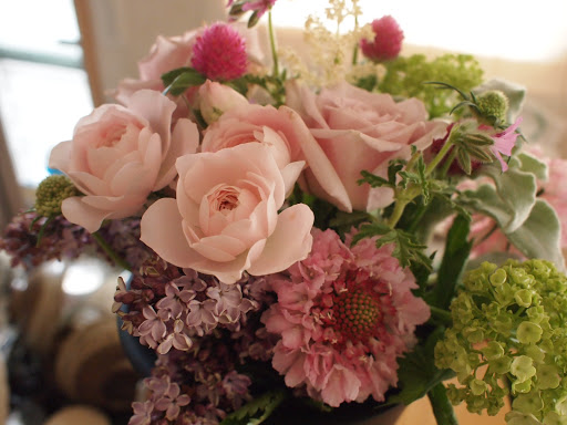 [写真]2016年の花束