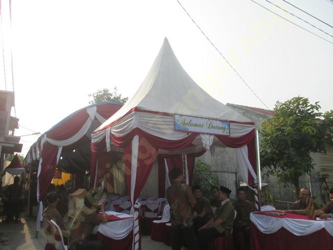 Sewa Tenda Pasar Kemis