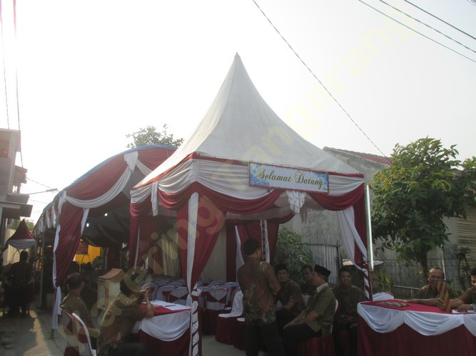 Cucuk Lampah Penganten Tangerang