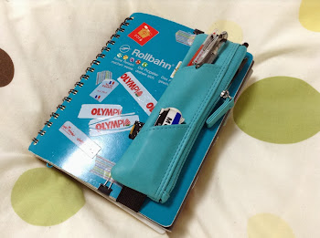 Notebook pencase
