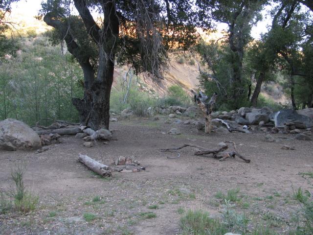 Piedra Blanca Camp