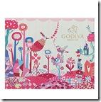 Godiva Valentines Day Chocolate Gift Box