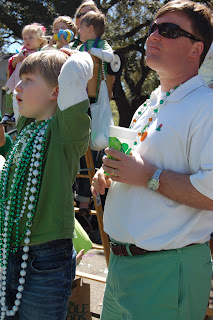 More fun at the Baton Rouge parade