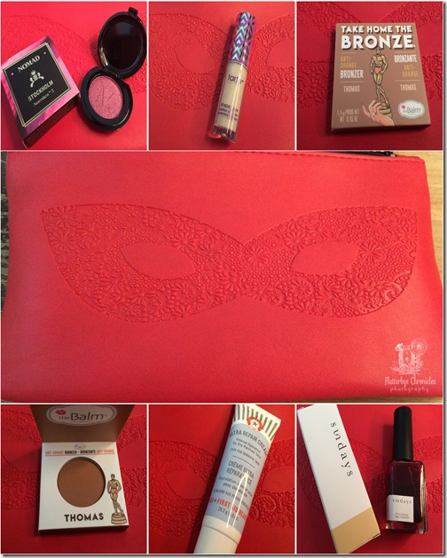 October 2018 Ipsy Bag (© Jenny @ Flutterbye Chronicles)