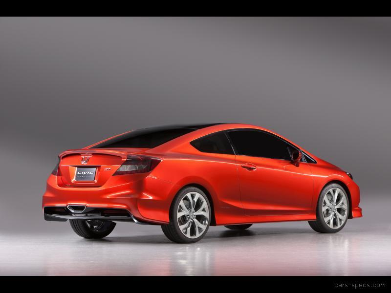 2011 Honda Civic Si Specifications Pictures Prices
