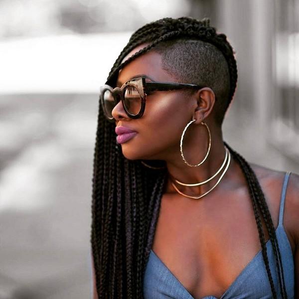 Senegalese Twists Hairstyles 2019 For Black Ladies