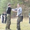 Systema Training im Freien