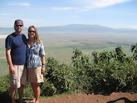 Ngorongoro Crater Viewpoint