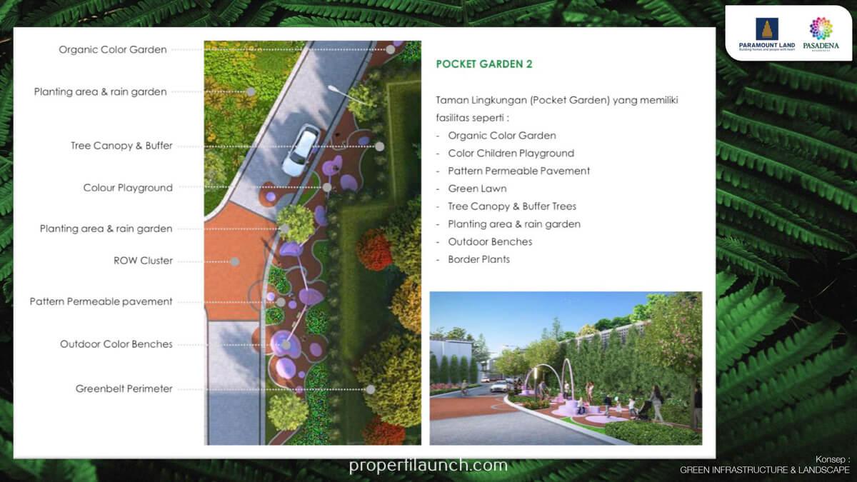 Pocket Garden 2 Pasadena Residences