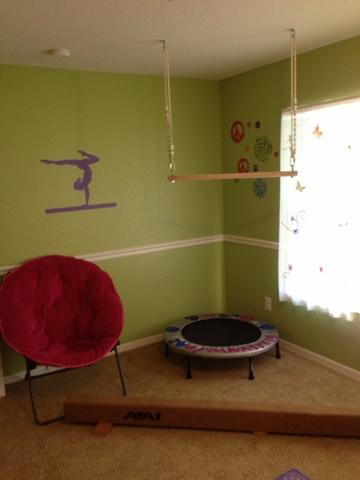Gymnastics Bedroom Telos Living