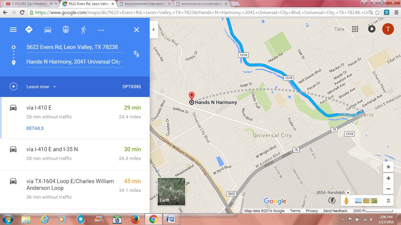 Google Maps is Creating a Grey Dotted Line Between New and