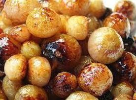 Dutch Glazed Onions Recipe