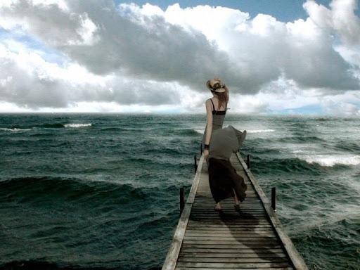A Woman Alone Image