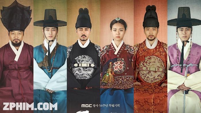 Ảnh trong phim Triều Đại Huy Hoàng - Hwajung 1