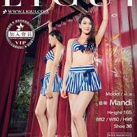 LiGui 2015.08.10 网络丽人 Model 曼蒂 [47+1P] cover.jpg