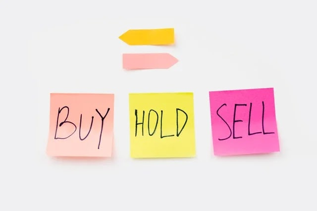 Stock trading process
