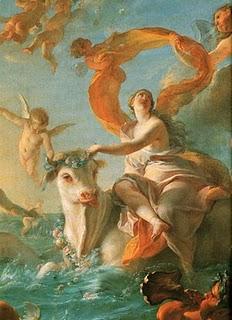 Europa, Gods And Goddesses 8