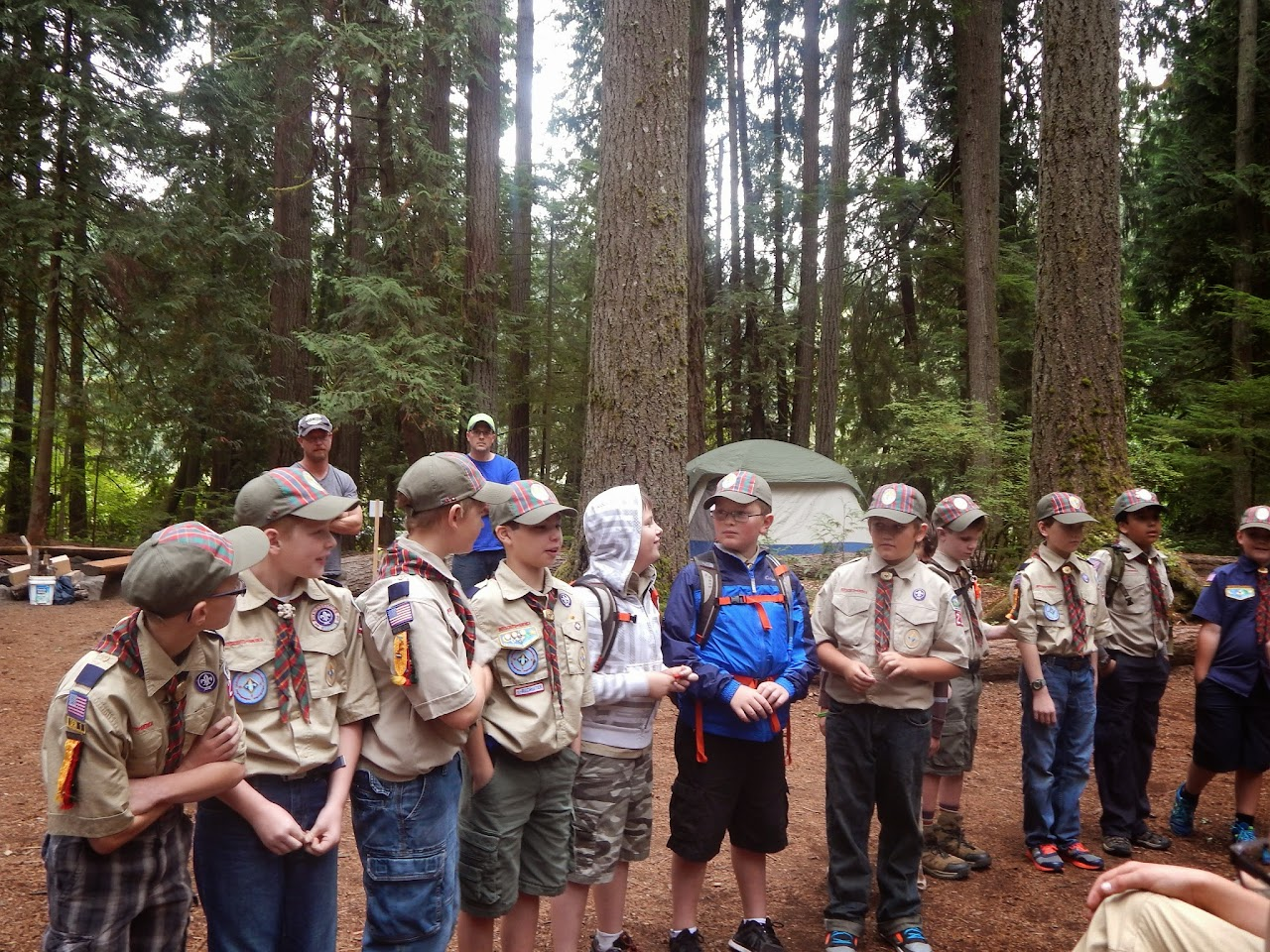 Webelos Weekend 2014 - DSCN2017.JPG
