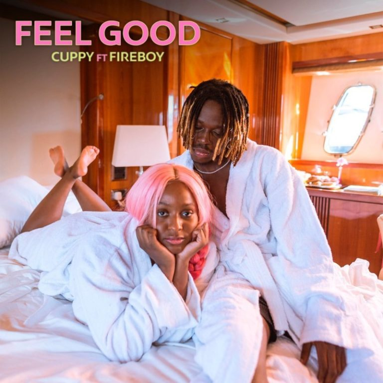 "[Video] Cuppy – ""Feel Good"" ft. Fireboy"