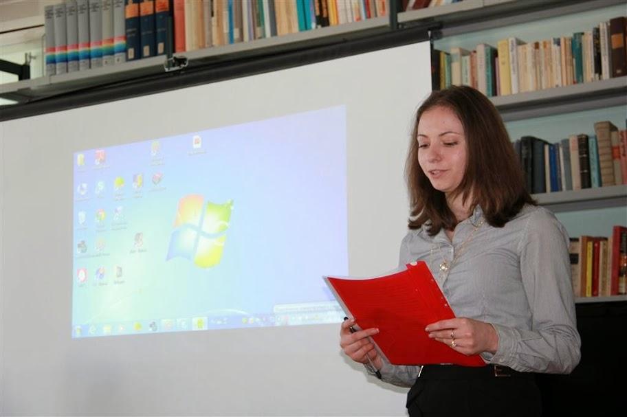 А. Маринат ІІІ курс  (ГГФ) Bodenbildung als Grund moderner Geographie
