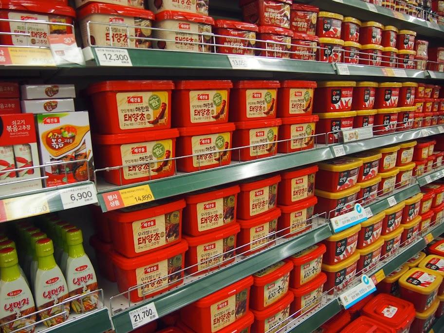 E-mart(Eマート)でお買い物【食べ物・お菓子編】