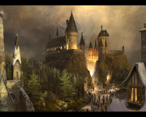 The Castle Of A Great Nation, Magical Landscapes 2