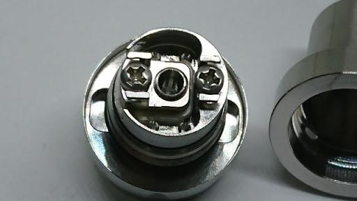 DSC 2762 thumb%25255B3%25255D - 【RTA】「Kayfun V5 RTA」(SvoëMesto)」+「Steam Tuners「Kayfun 5 Nano kit」ケイファン5ナノキット」「MTLパーツ」レビュー。高級マスプロRTAを初めて使う!!果たして。