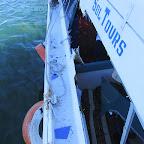 Accidente en el Lago Titicaca