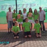 Webalbum 2010 - Jugend Turnierteilnahme
