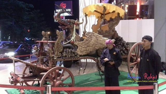 Singa barong kereta kencana kasepuhan cirebon