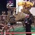Singa Barong, Salah Satu Kereta Tertua Di Indonesia Yang Kini Muncul Ditengah Kota Cirebon