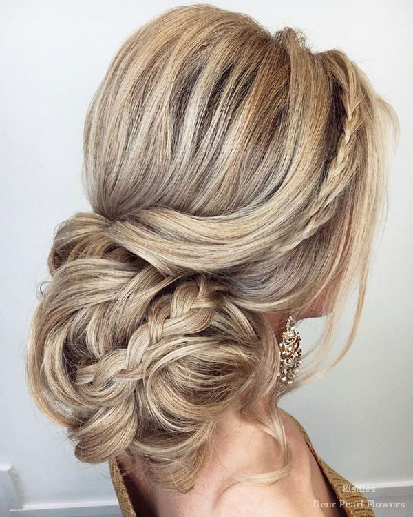 Most Popular Wedding Hairstyles For Women's 2018 3