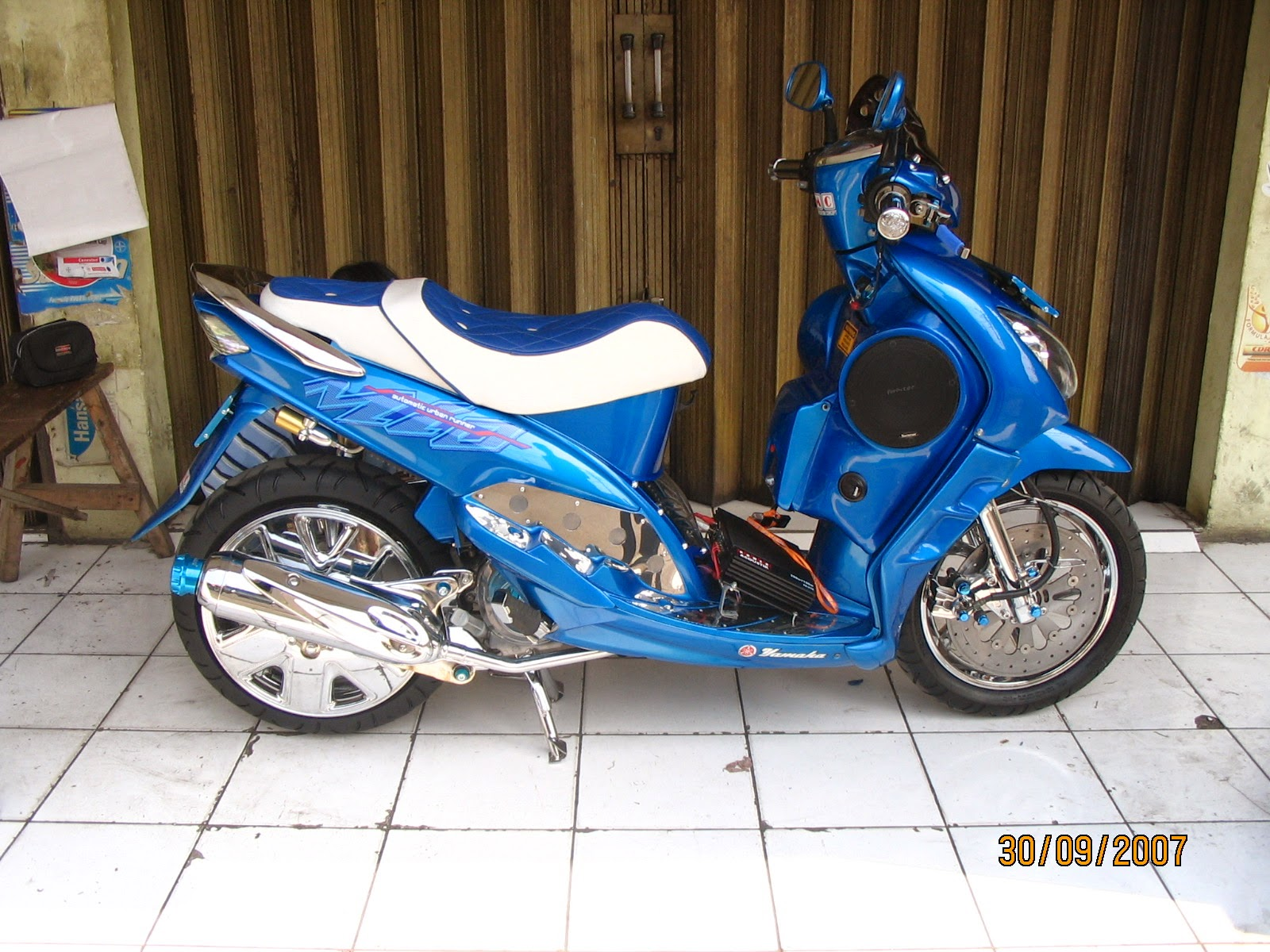 mio sporty specification