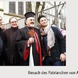 Besuch des Patriarchen von Antiochien