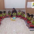 Lemonade Making Activity by Nursery Evening Section at Witty World, Chikoowadi (2018 - 19)