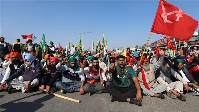 भारत : आन्दोलनरत किसान र प्रशासनलाई संयमता अपनाउन यूएनको आग्रह