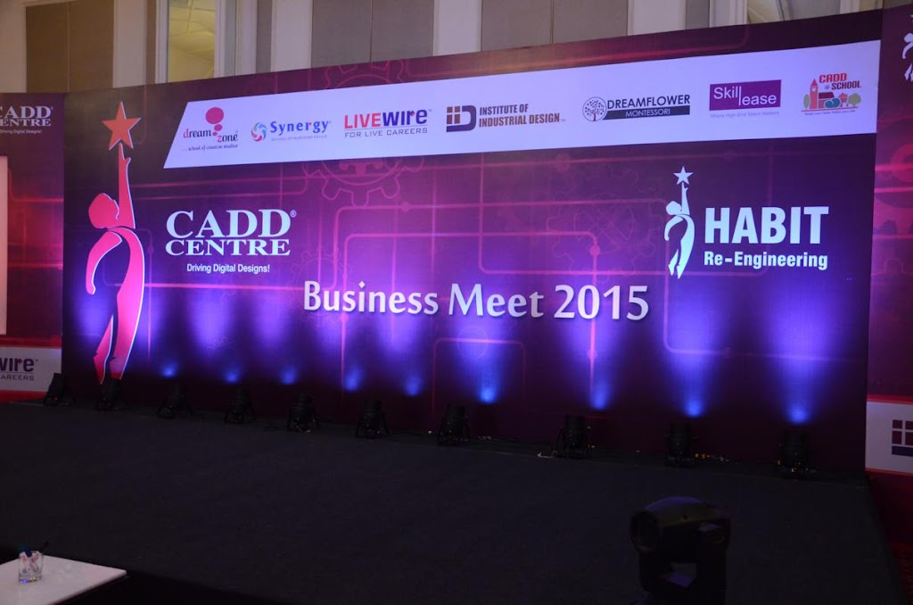 CAD Centre - Business Meet 2015 - 12
