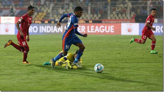 FC Goa vs NorthEast United FC - Hero ISL 2016