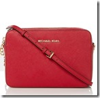 Michael Kors Red Cross Body Bag