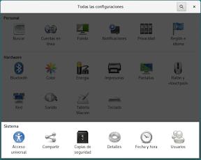 Configurar el sistema. Accesibilidad en Linux y otros. Portada.